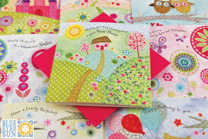 Enchantment Greeting Cards