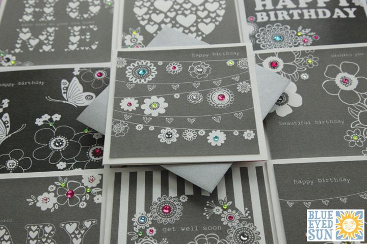 Fleur Greeting Cards