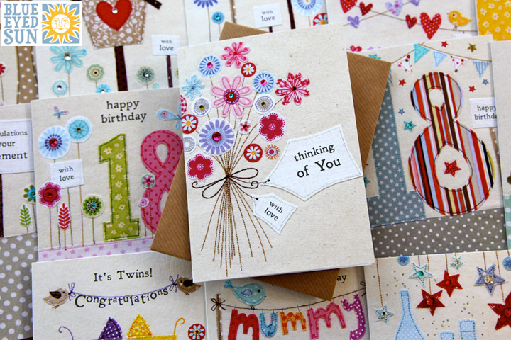 Picnic Time Greeting cards from Blue Eyed Sun