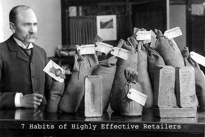 7 Habits of Highly Effective Retailers