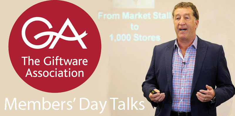 From Market Stall to 1,000 stores - a talk given by Mark Smith at The GA Members' Day 2012