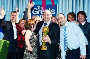 The Greats Awards 2014 - Joe Davies