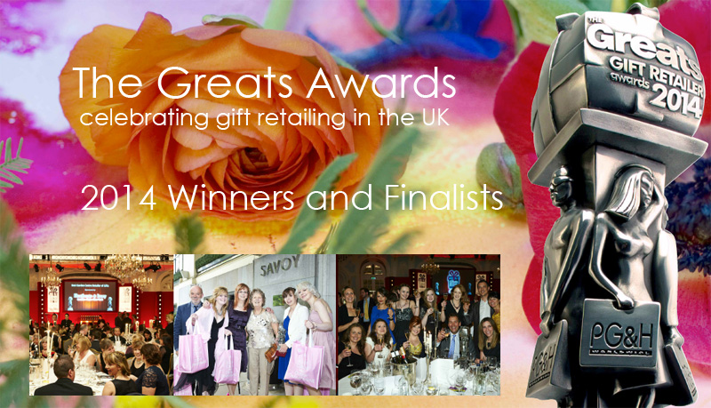 The Greats Awards 2014 - Winners and Finalists