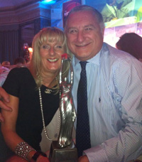 The Retas Awards 2014 - First Class Greetings