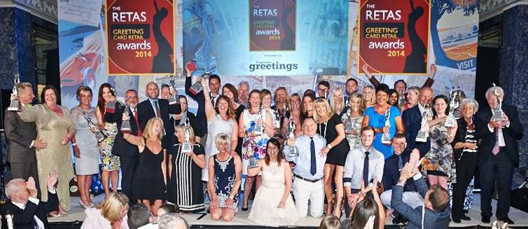 The Retas Awards Winners 2014