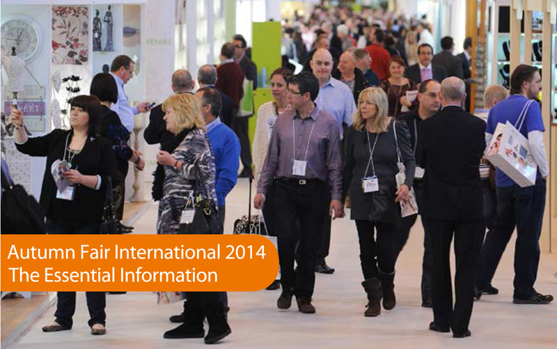 Autumn Fair International Essential Information
