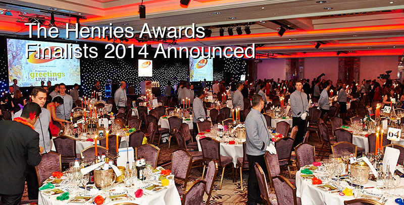 The Henries Awards 2014 Finalists