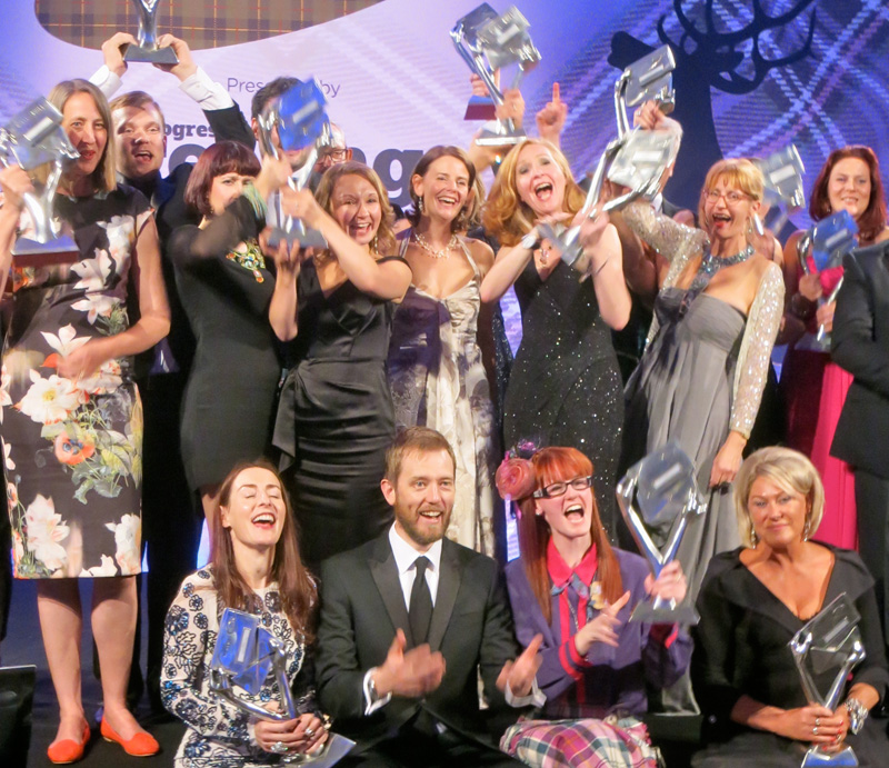 The Henries Winners 2014