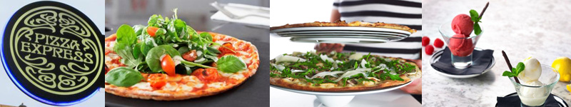 Pizza Express Restaurant Olympia London