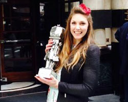 Marmalade Meringue - The Greats Awards 2015 Winner