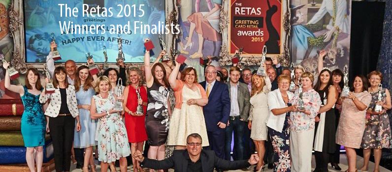 The Retas Awards 2015 - Winners