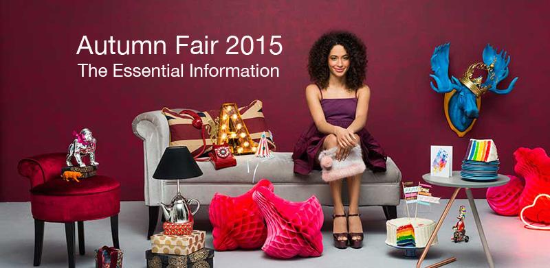 Autumn Fair 2015 - Essential Info