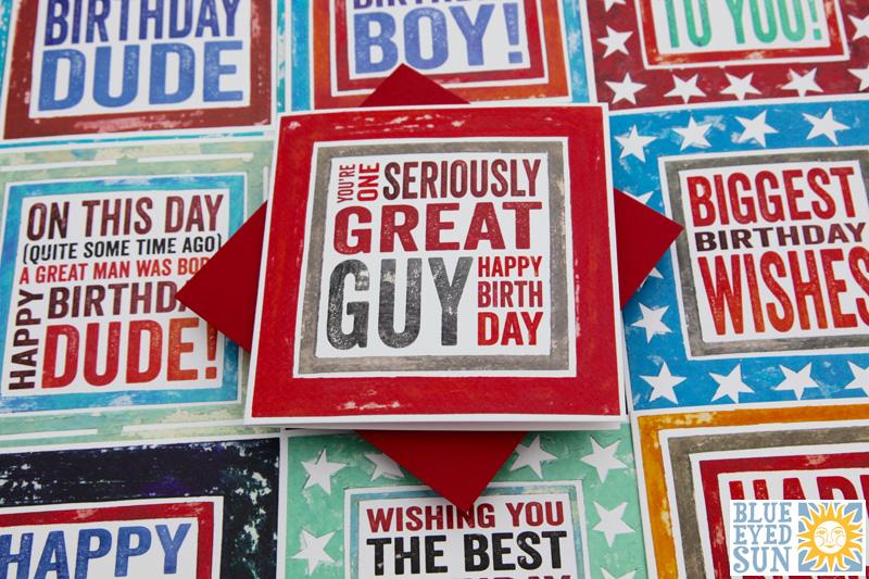 In the Frame - Birthday Guy