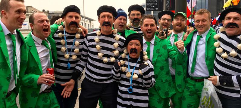 France v Ireland World Cup Cardiff