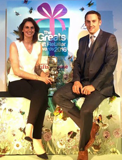 The Greats Awards 2016 - Robert and Ruby