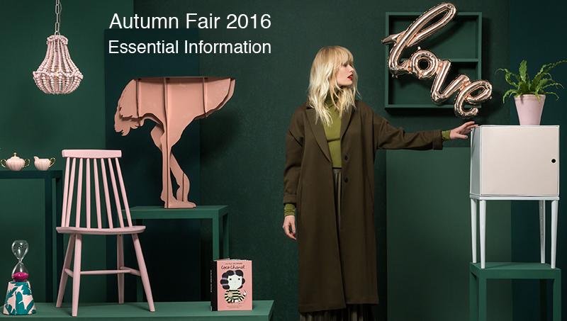 Autumn Fair 2016 - Essential Info