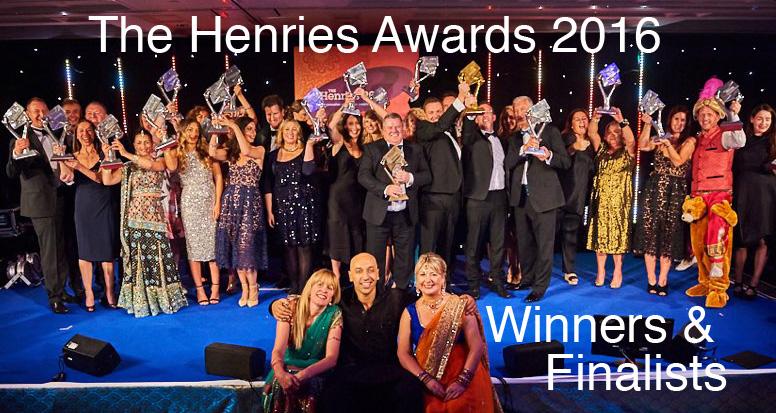 The Henries Awards Winners 2016
