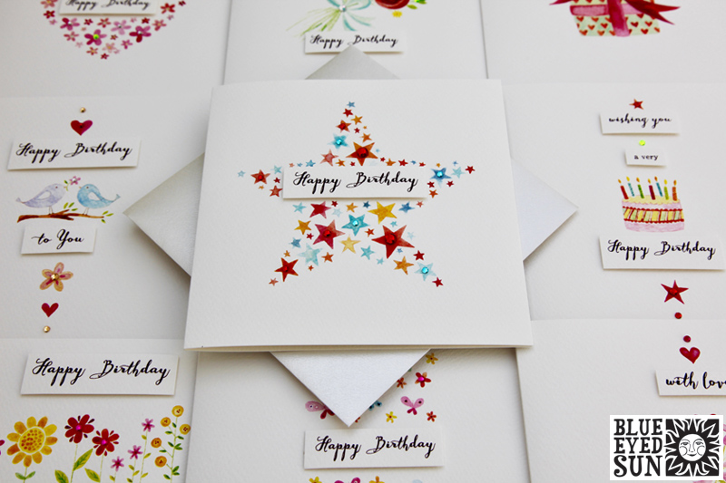 Charming cards by Blue Eyed Sun