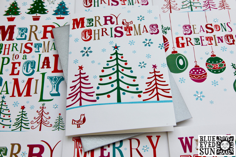 Jangles cards by Blue Eyed Sun