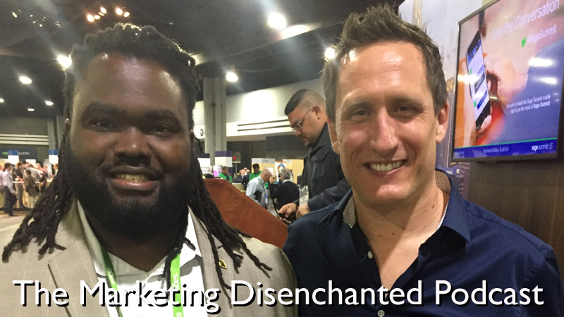 Marketing Disenchanted Podcast