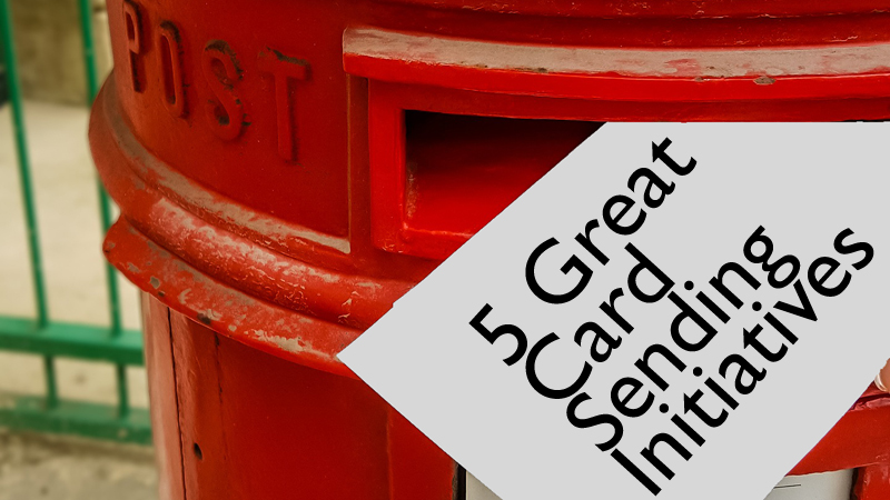 Greeting Card Sending Initiatives