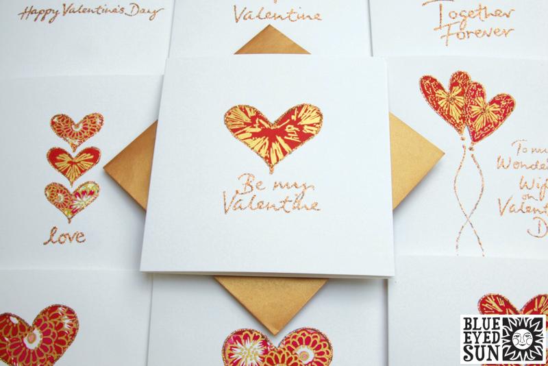 Treasure Valentine Card Range