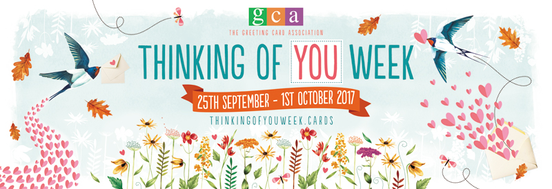 Thinking Of You Week 2017