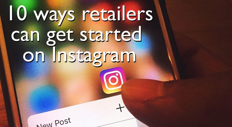Get Started On Instagram