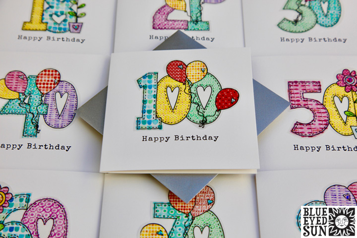 Biscuit greeting cards