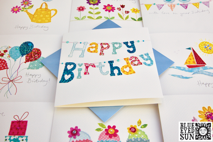 Sew Delightful Greeting Cards