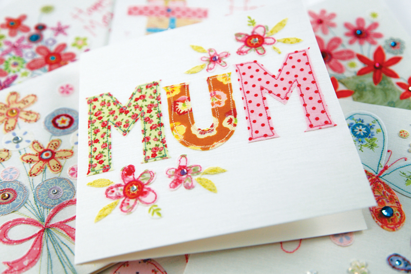 Vintage Mother's Day Greetings Cards