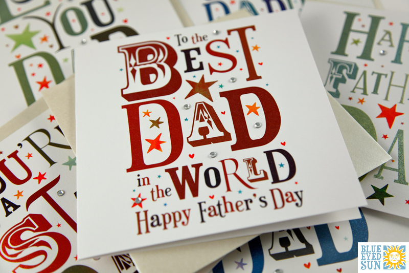 Blue Eyed Sun - Jingles - Father's Day Cards