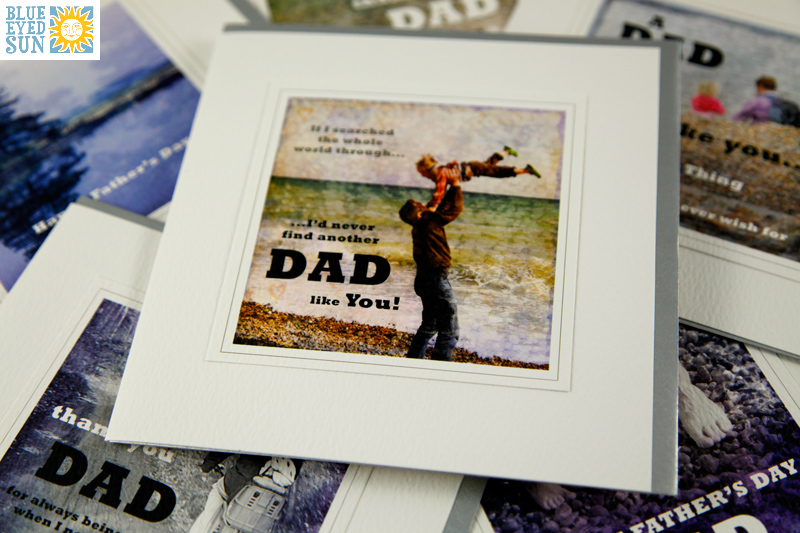 Blue Eyed Sun - Moments - Father's Day Cards
