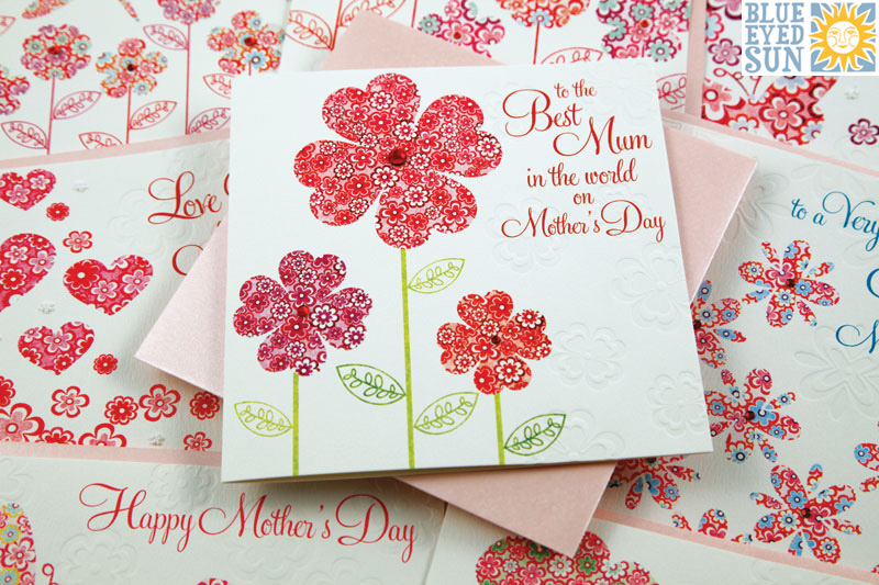 Blossom Mother's Day Cards