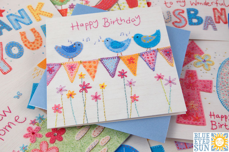New Gorgeous cards from Blue Eyed Sun