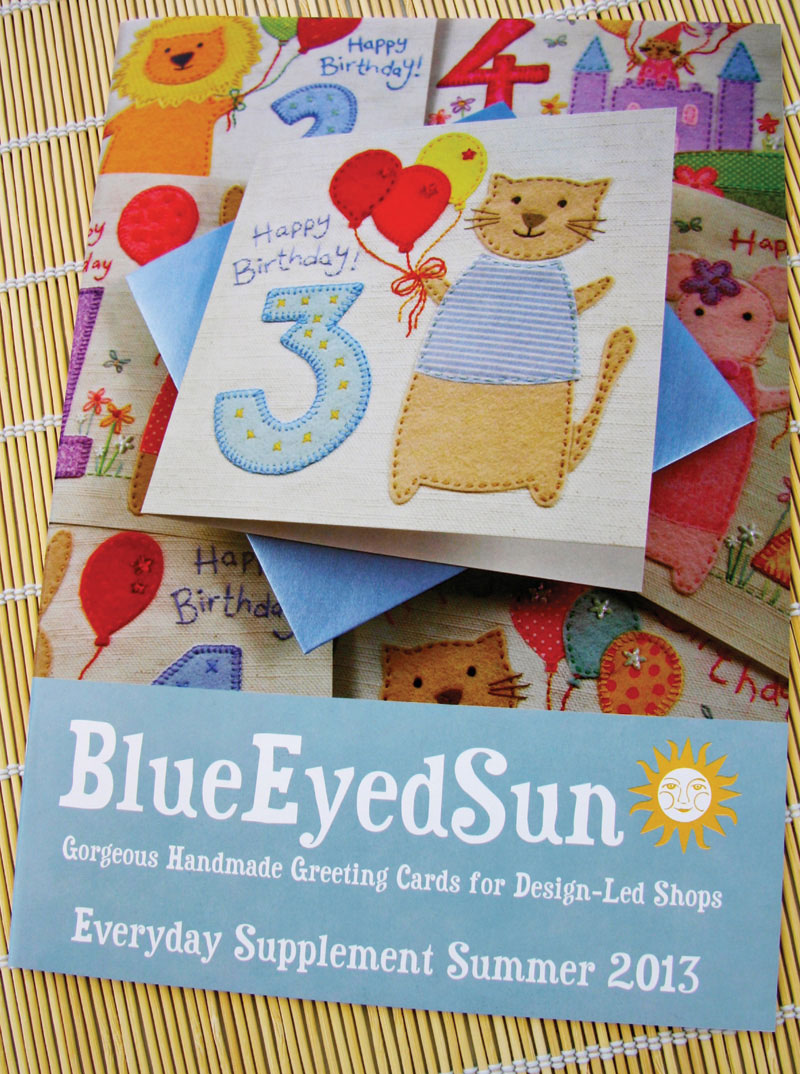 Blue Eyed Sun Everyday Supplement 2013