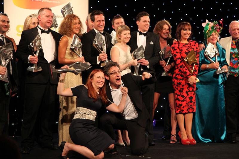 The Henries 2013 Award Winners