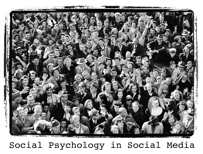 Social Psychology in Social Media
