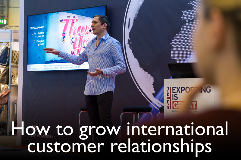 International Customer Relationships