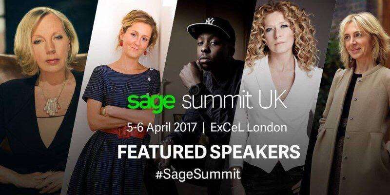 Sage Summit London Speakers
