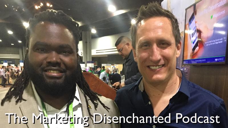 Marketing Disenchanted Podcast
