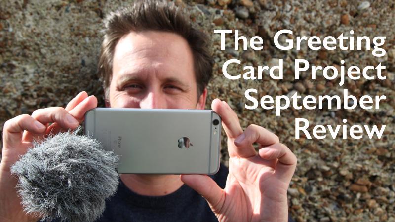 #TGCP - September Review