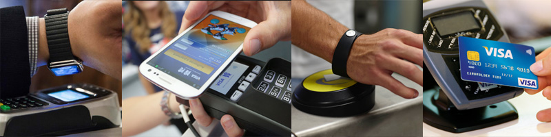 Contactless Retail Technology