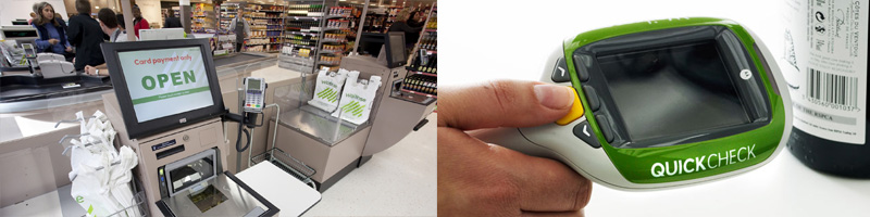 Self Service Checkout Retail Technology