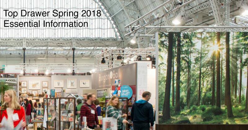 Top Drawer Spring 2018