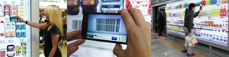 Virtual Shopping Retail Technology