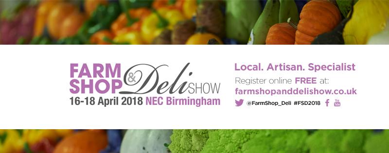 Farm Shop Deli Show 2018