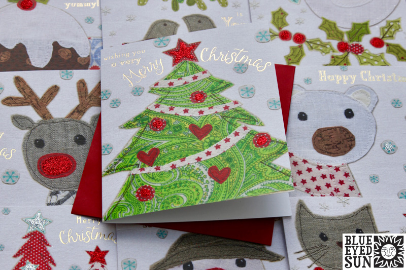 A Touch of Sparkle Greeting Cards