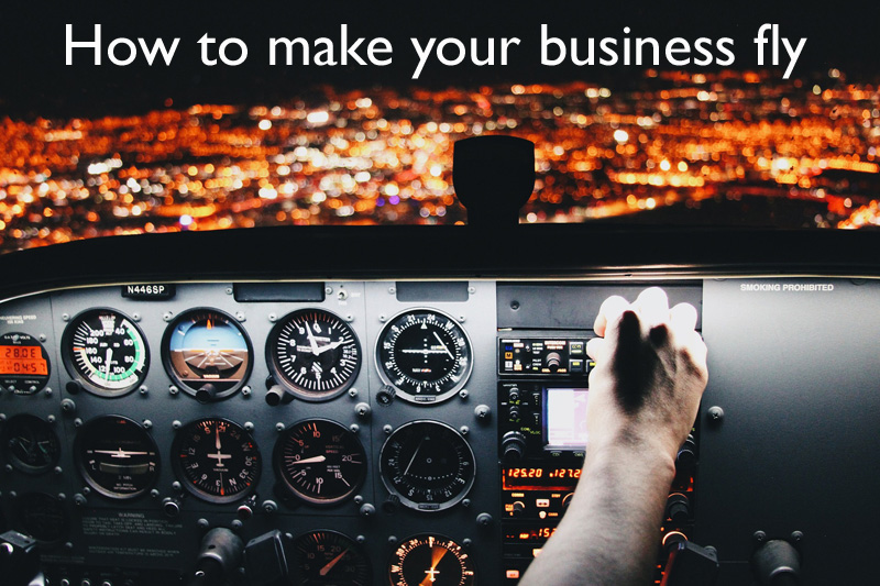 How To Make Your Business Fly