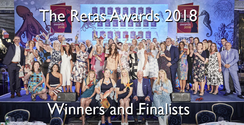 The Retas Awards 2018 Winners